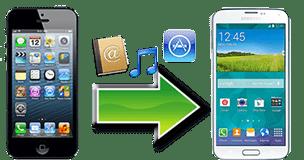 overzetten iphone naar samsung